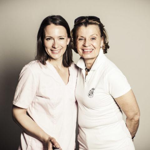 Dr Marie Therese Navysany-Lembeck & Dr Marina Lembeck-Koeltringer 01